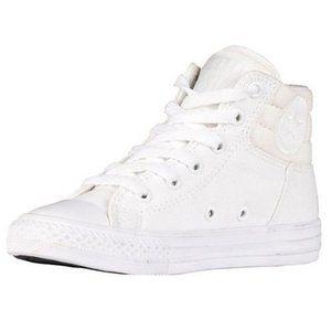 Converse All Star Fresh Shoes White Canvas